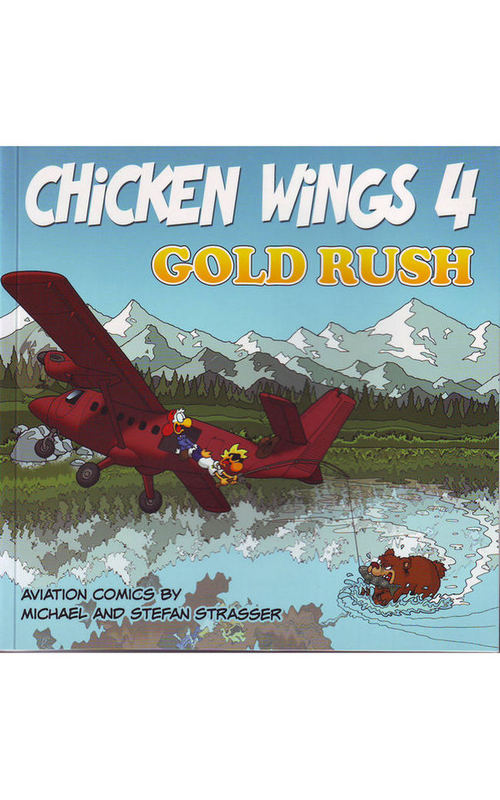 Chicken Wings 4: Gold Rush